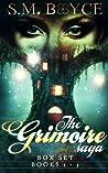 Grimoire Saga Box Set (The Grimoire Saga, #1-3)