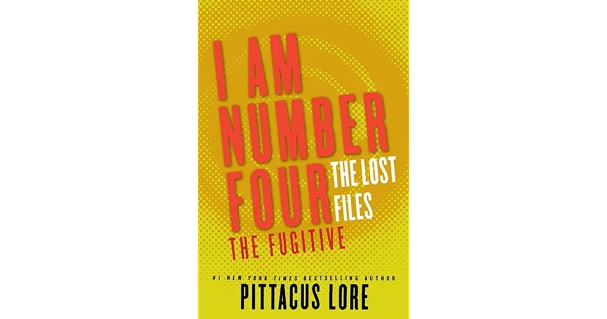 The Fugitive Lorien Legacies The Lost Files 10 By Pittacus Lore
