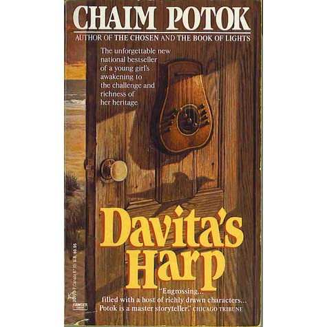 an analysis of childhood in davitas harp by chaim potok An analysis of lipids in organic compounds and structural components of cell   boy by richard wright an analysis of childhood in davitas harp by chaim potok.