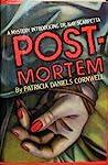 Postmortem by Patricia Daniels Cornwell