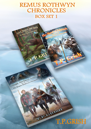 Remus Rothwyn Chronicles Box Set 1: Books 1-3