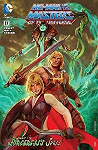 He-Man and the Masters of the Universe (2013-) #17