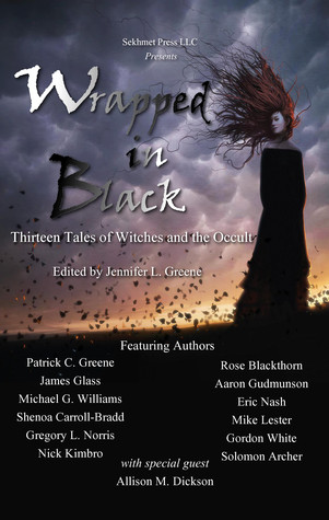 Wrapped In Black: Thirteen Tales of Witches and the Occult (Wrapped, #3)