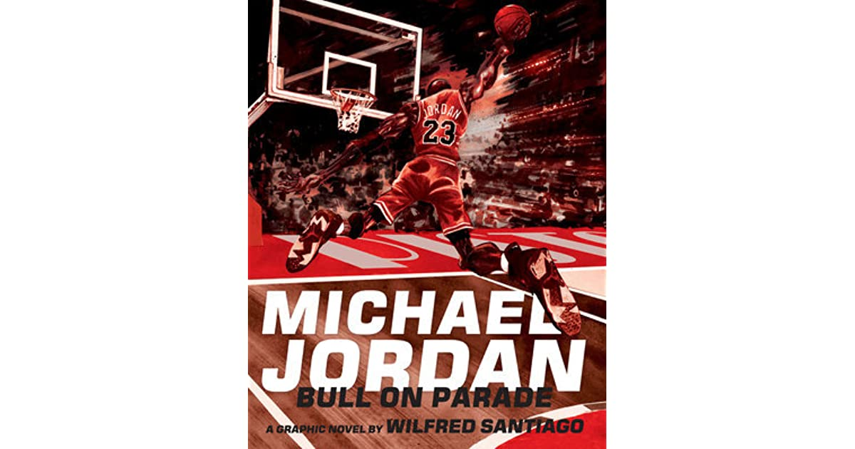 new product 6401a 30352 Michael Jordan  Bull On Parade by Wilfred Santiago