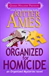 Organized for Homicide (Organized, #2) audiobook download free