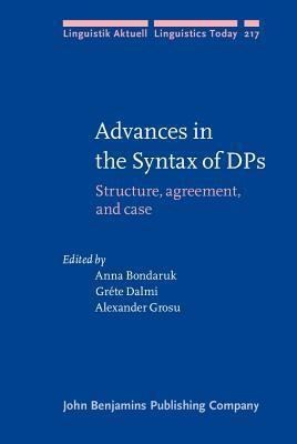 Advances in the Syntax of DPs - Structure, agreement, and case