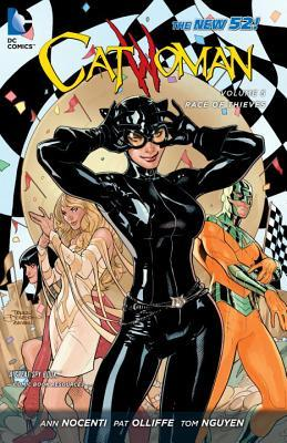Catwoman, Volume 5: Race of Thieves