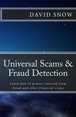 Universal Scams & Fraud Detection