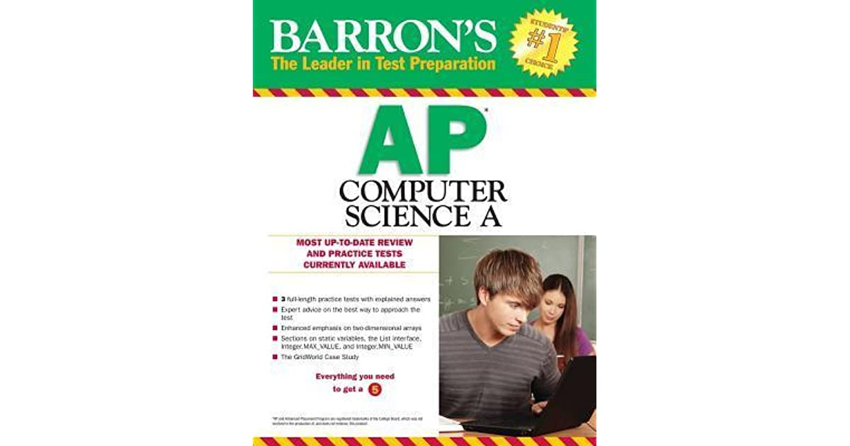 Barrons Ap Computer Science A 7th Edition Pdf