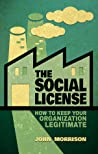The Social License: How to Keep Your Organization Legitimate