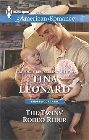 The Twins' Rodeo Rider (Bridesmaids Creek, #3)