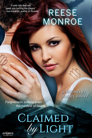 Claimed By Light by Reese Monroe