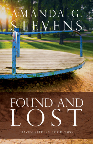 Found and Lost by Amanda G. Stevens