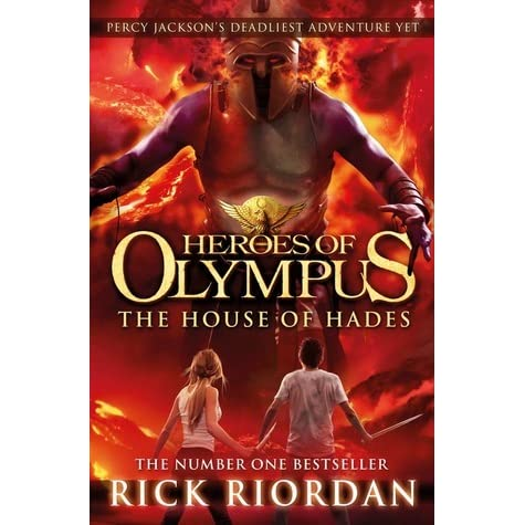 Maria S Review Of The House Of Hades