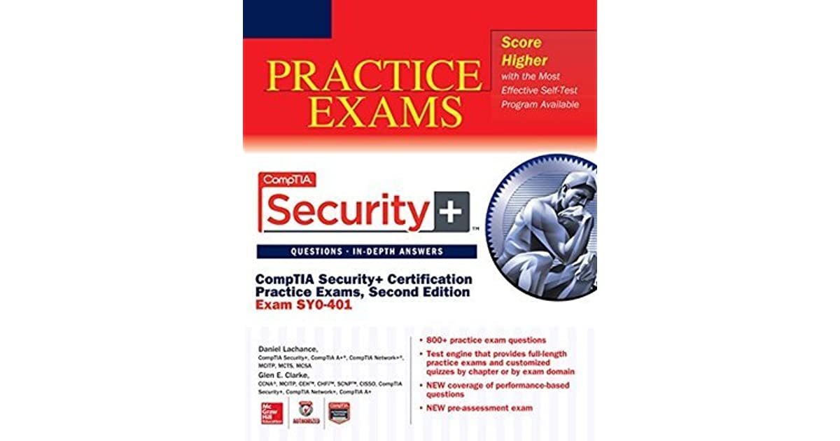 CompTIA Security+ Certification Practice Exams, Second