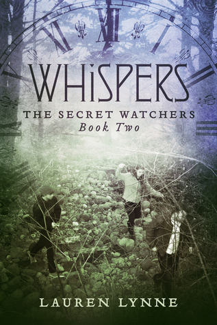Whispers (The Secret Watchers, #2)
