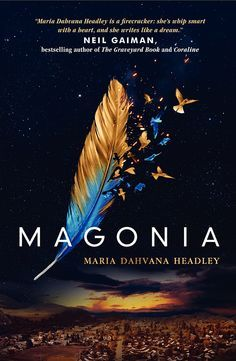 Magonia cover (link to Goodreads)