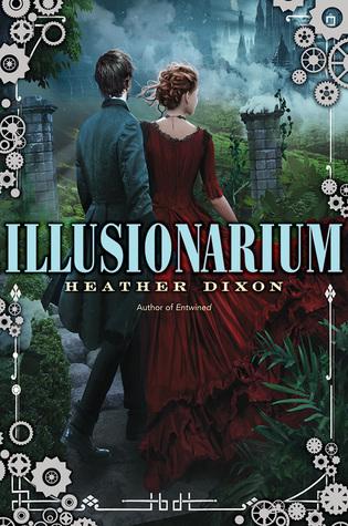 Illusionarium by Heather Dixon Wallwork