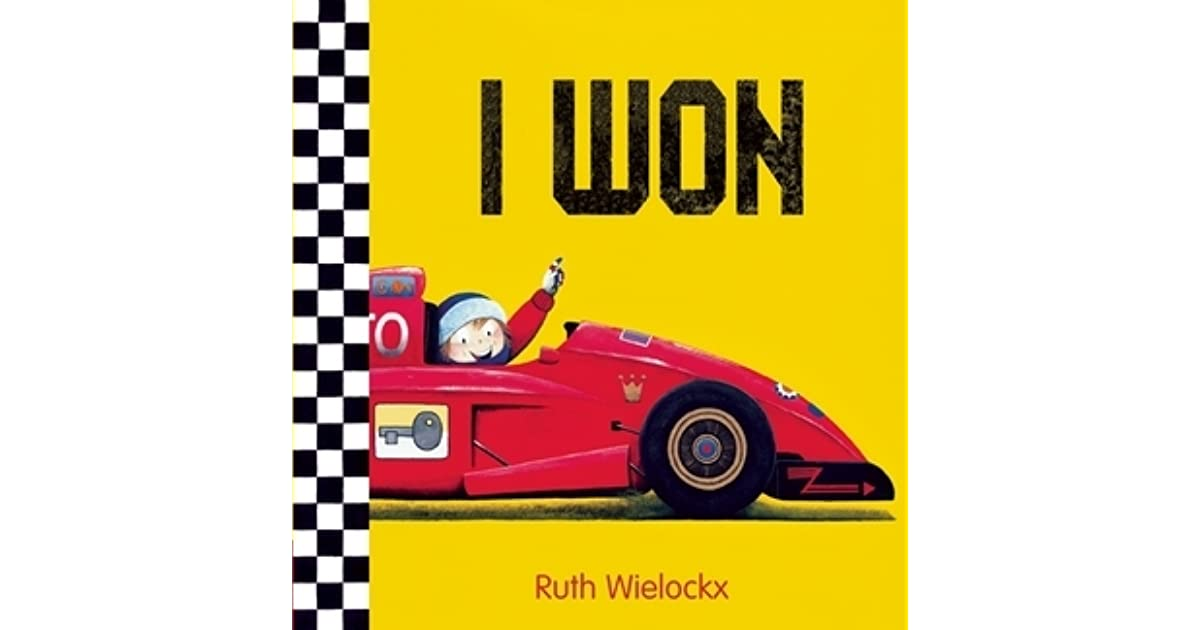 I Won by Ruth Wielockx