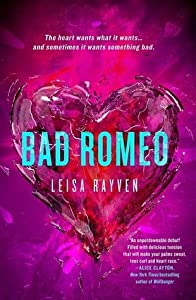 Bad Romeo (Starcrossed, #1)