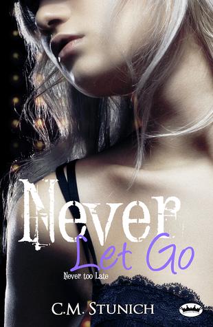 Never Let Go (Tasting Never, #5)