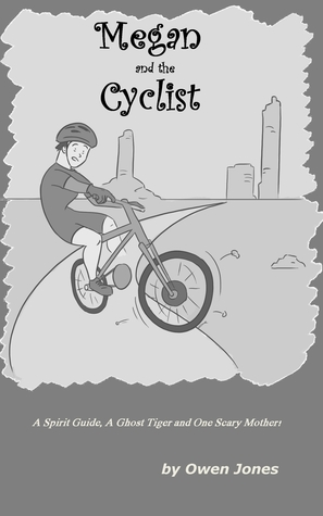 Megan and The Cyclist  (The Megan Series #13)