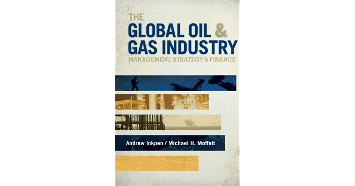 Robert Mwasaru's review of The Global Oil & Gas Industry