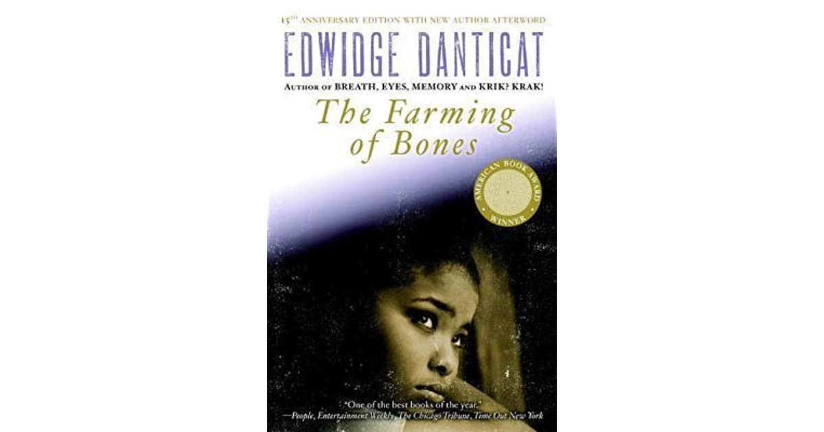 an analysis of the novel the farming of bones by edwidge danticat
