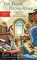 The Book Stops Here (Bibliophile Mystery, #8)