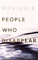 People Who Disappear
