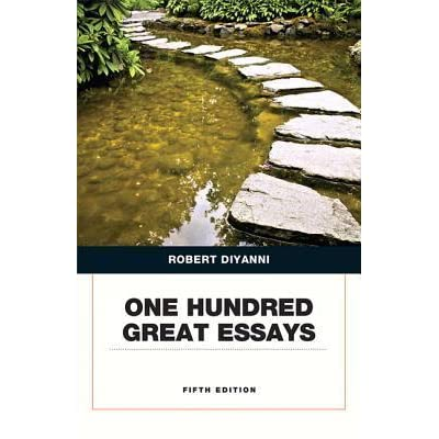 one hundred great essays 4th edition table of contents One hundred great essays 4th edition table of contents  words to use in a  essay writing for canadian students with readings 8th edition  cell phones impact on society essay  grasp all lose all essay sindhi  essay about athletics logo  socialization and education essays in conceptual criticism  instant college admission essay.