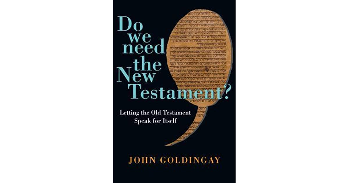 synthesis of the old testament This commentary on the old testament and apocrypha presents a balanced synthesis of current scholarship, enabling readers to interpret scripture for a complex and.