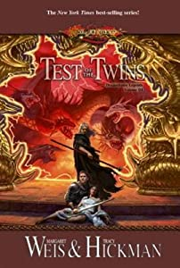 Test of the Twins: Legends, Volume Three