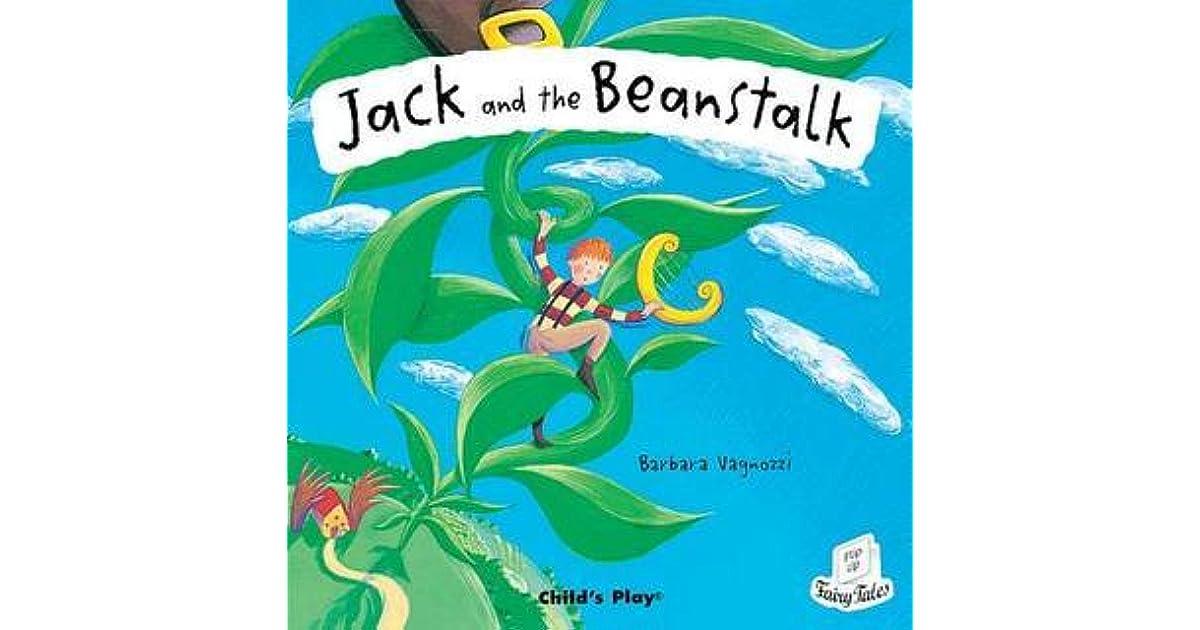 cartoon adult jack beanstalk