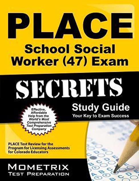 place school social worker 47 exam secrets place test review for rh goodreads com Washington DC Tour Guide Licensing SQL 2008 R2 Licensing Guide
