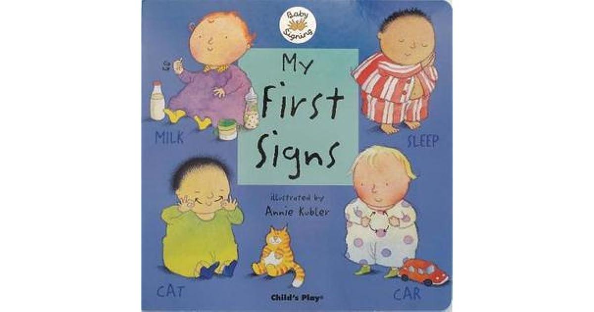 American Sign Language Shelf - Car sign language