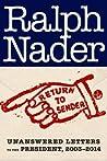 Return to Sender by Ralph Nader