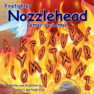 Firefighter Nozzlehead Letter by Letter