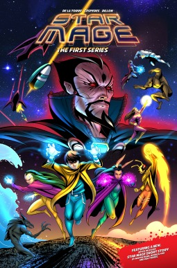 Star Mage. The First Series
