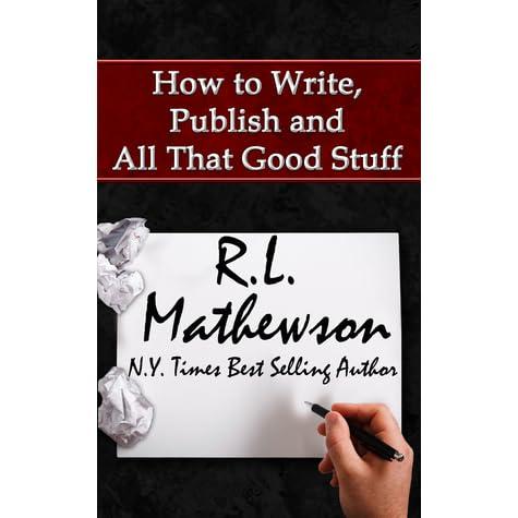 good stuff to write about