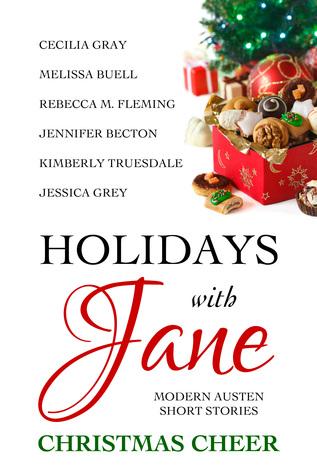 Christmas Cheer (Holidays With Jane #1)