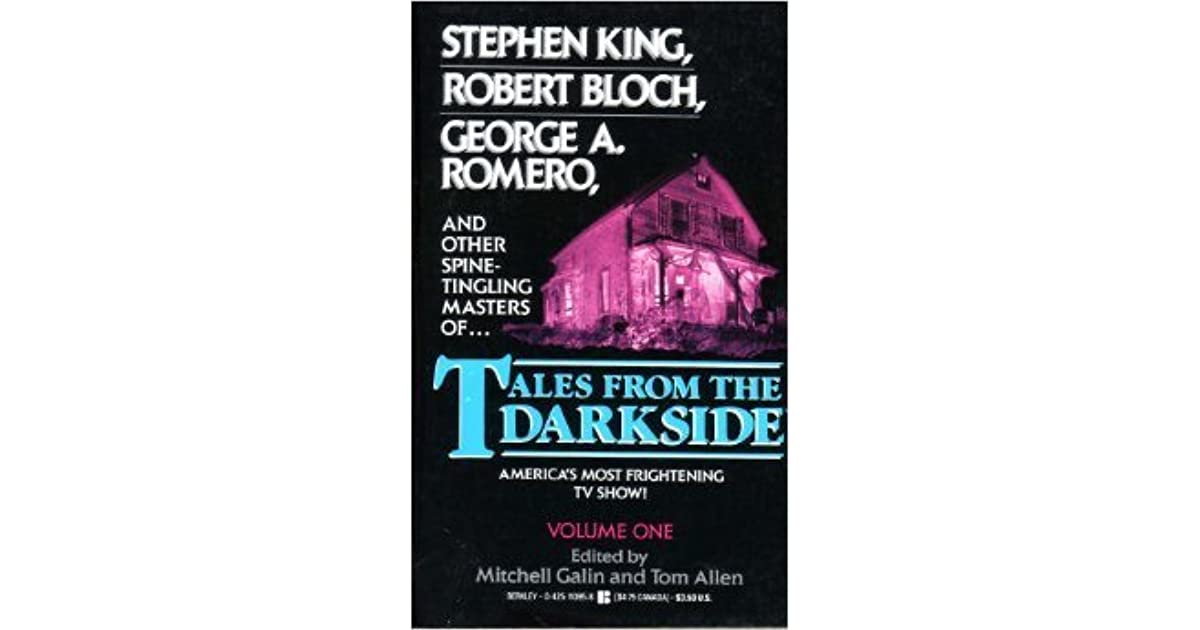 Tales From the Darkside Volume 1 by Mitchell Galin