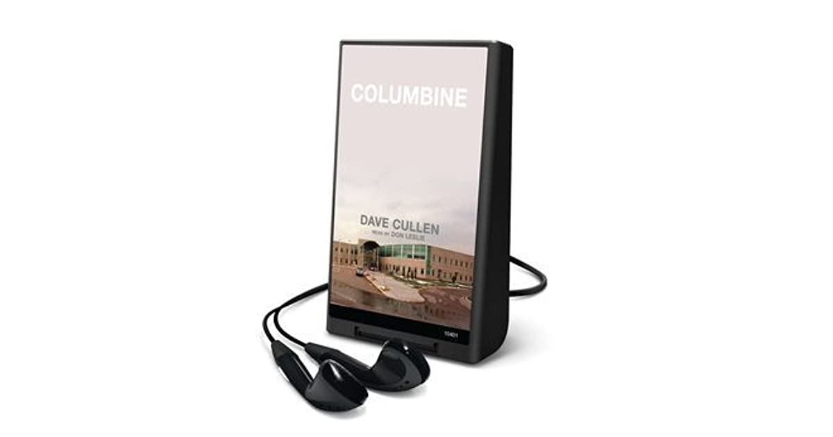 Does the book Columbine by Dave Cullen have bias?