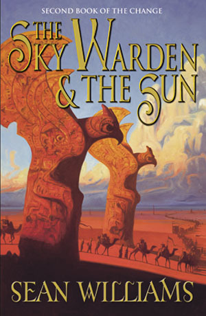 The Sky Warden and the Sun by Sean Williams