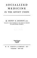 Socialized Medicine in the Soviet Union
