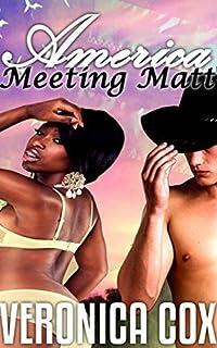 America: Meeting Matt (BBW BWWM Cowboy Erotica) (America Book 1)