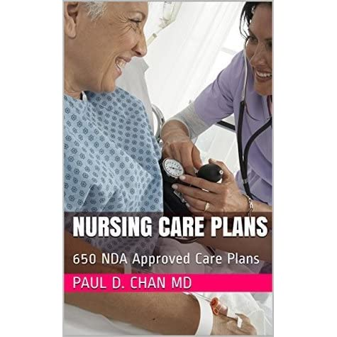 nursing care plan book pdf