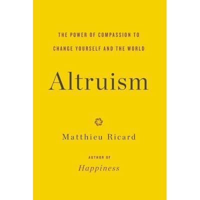 altruism and why we do what Pure altruism, we think, requires a person to sacrifice for another without consideration of personal gain doing good for another person because something's in it for the do-er is the very opposite of what we have in mind.