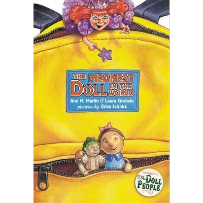 Read The Meanest Doll In The World Doll People 2 By Ann M Martin