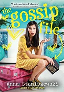 The Gossip File (The Dirt Diary, #3)